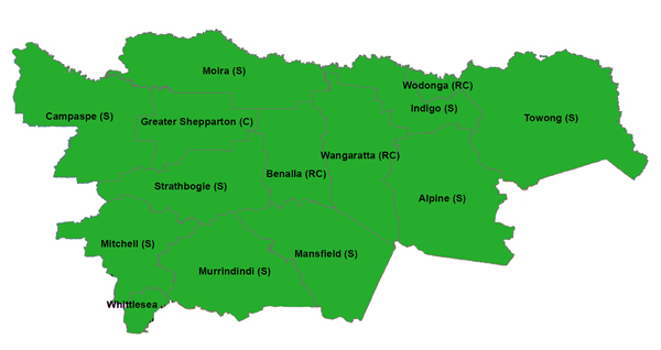 rfcs vic ne region map